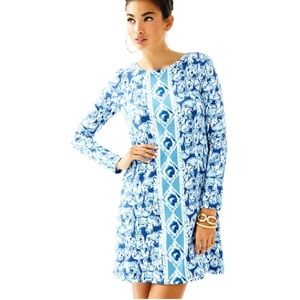 Lilly Pulitzer | Ophelia Swing Dress Get Trunky